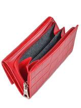 Longchamp Wallet Brown-vue-porte