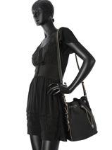 Shoulder Bag Austria Armani jeans Black austria 12-7P772-vue-porte