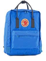 Backpack 1 Compartment Fjall raven Blue kanken 23510