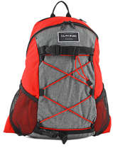 Backpack 1 Compartment Dakine Red street packs 8130-060