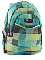 Backpack 1 Compartment + 14'' Pc Dakine Green girl packs 8210-025