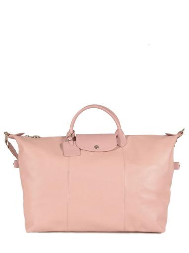 Longchamp LE FOULONNÉ BICOLORE Travel bag Pink