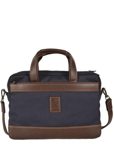 Longchamp Boxford Briefcase Brown