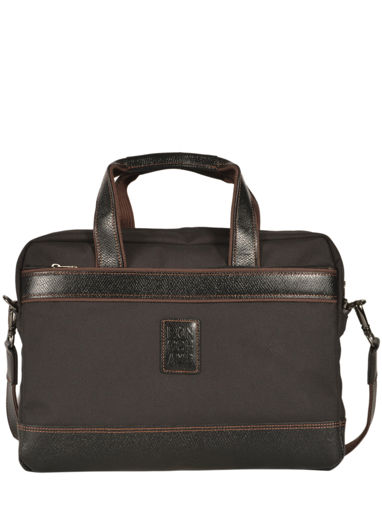 Longchamp Boxford Serviette Marron