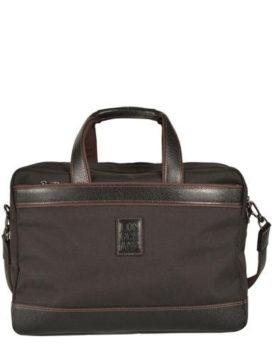 Longchamp Boxford Briefcase Black
