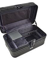 Beauty Case Rigide Topas Stealth Rimowa Noir topas stealth 92038010-vue-porte