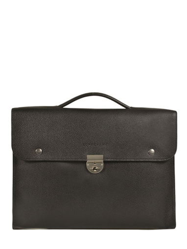 Longchamp Le foulonné Briefcase Red