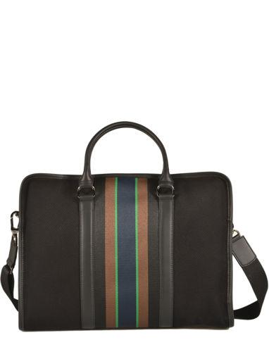 Longchamp Cricket Briefcase Black