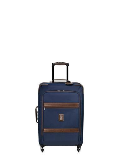 Longchamp Boxford Suitcase with wheels Blue