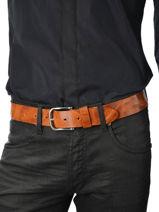 Belt Cowboysbag Brown cowboys belt 43094-vue-porte