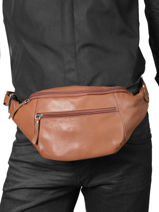 Fanny Pack Etrier Brown flandres 69000-vue-porte