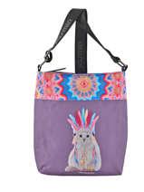 Shoulder Bag Jasmine Apache Teo jasmin Brown jasmine apache JAS630AP