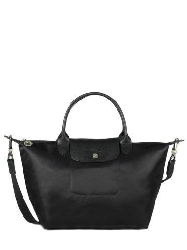 Longchamp Le pliage neo Handbag Violet
