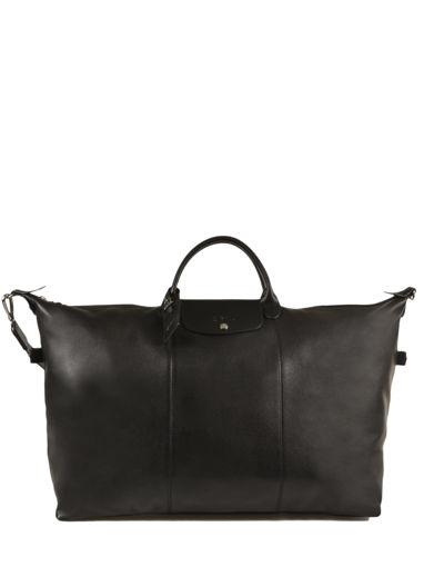 Longchamp Travel bag Black