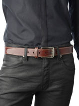 Belt Adjustable Katana Brown atlanta C0013-vue-porte