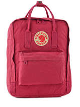Backpack Kånken 1 Compartment Fjallraven Pink kanken 23510