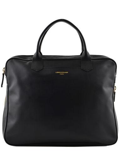 Longchamp Longchamp 2.0 Briefcase Black