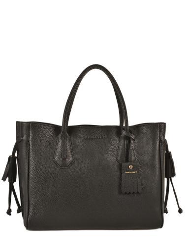 Longchamp Pénélope Sacs porté main Noir