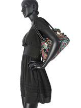 Shopper Espana Miniprix Black espana 7814ES-vue-porte