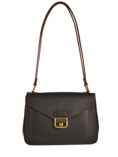 Longchamp Besaces Rouge