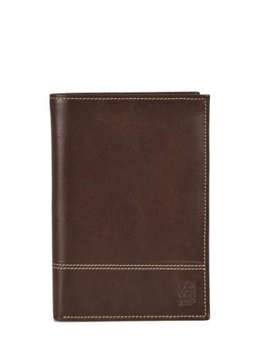 Longchamp Cavalier Wallet Brown