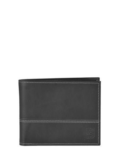 Longchamp Cavalier Bill case / card case Black