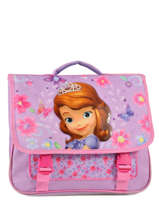 Satchel 2 Compartments Sofia Violet the first 13509