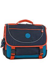 Cartable 2 Compartiments Kipling Bleu back to school 12074