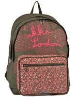 Backpack Ikks Multicolor london 63817