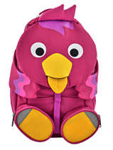Backpack Affenzahn Violet large friends AFZ-FAL1