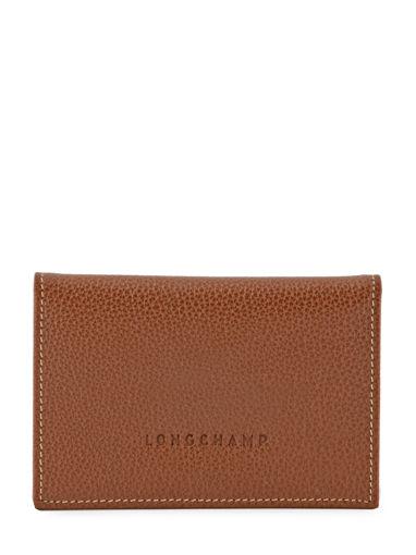 Longchamp Porte Billets Cartes Bleu