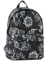 Backpack 1 Compartment Rip curl Black zephyr LBPMA4