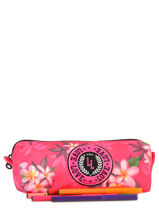Kit 1 Compartment Love love Pink flowery LPG10056-vue-porte