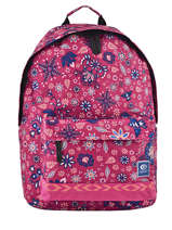 Backpack 1 Compartment Rip curl Red mandala LBPJV4