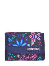 Wallet Rip curl Blue mandala LWUGH4