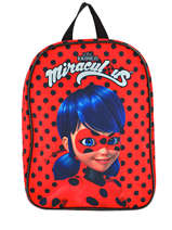 Sac A Dos Mini Miraculous Red zag 13328