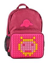Backpack Mini Eggman Pink silicone KIDEGGIS