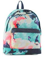 Backpack 1 Compartment Roxy Multicolor back to school RJBP3538