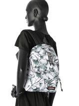 Backpack Mini Eastpak Black K043-vue-porte