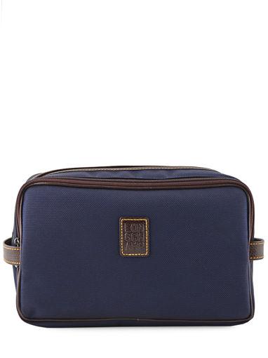 Longchamp Boxford Toiletry case Blue