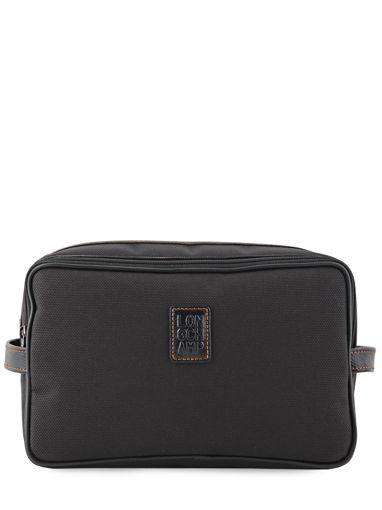 Longchamp Boxford Toiletry case Black