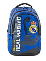 Sac A Dos 3 Compartiments Real madrid Blue rmcf 173R204B