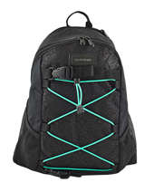 Sac à Dos 1 Compartiment Dakine Noir girl packs 8130060W