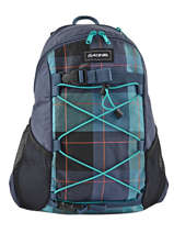 Sac à Dos 1 Compartiment Dakine Bleu girl packs 8130060W