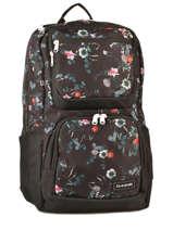 Backpack 2 Compartments + 15'' Pc Dakine Black girl packs 1000748W