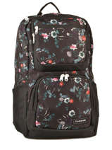Sac à Dos 2 Compartiments + Pc 15'' Dakine Noir girl packs 1000748W