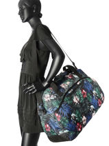 Sac De Voyage Luggage Roxy Noir luggage RJBL3101-vue-porte
