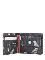 Portefeuille Herschel Multicolore classics 10364-vue-porte