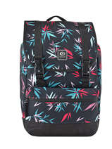 Backpack 1 Compartment Rip curl Black las dalias LBPJO4