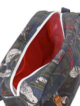 Trousse De Toilette Herschel Multicolore supply 10039-vue-porte